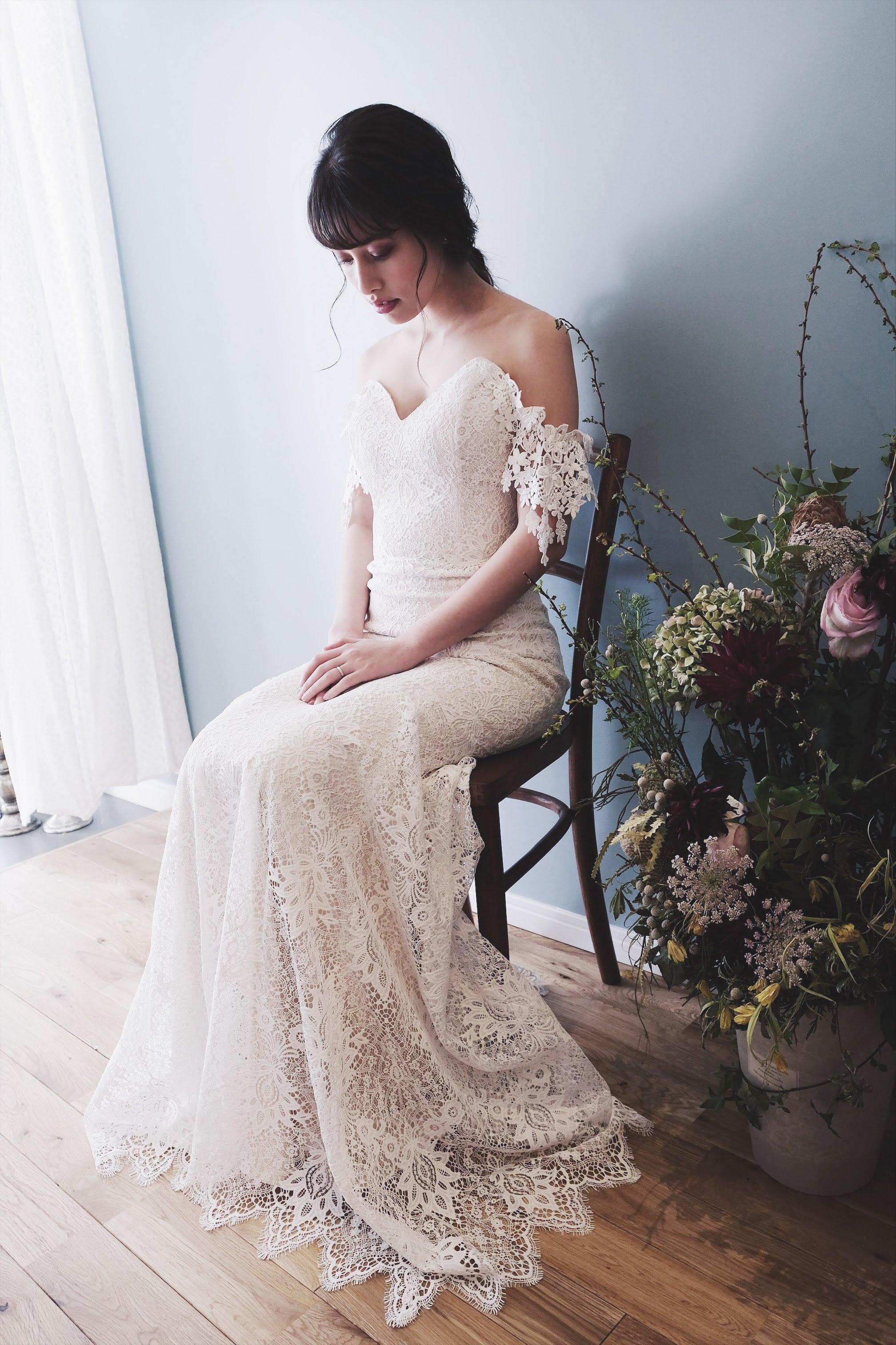 Bordeaux Gown