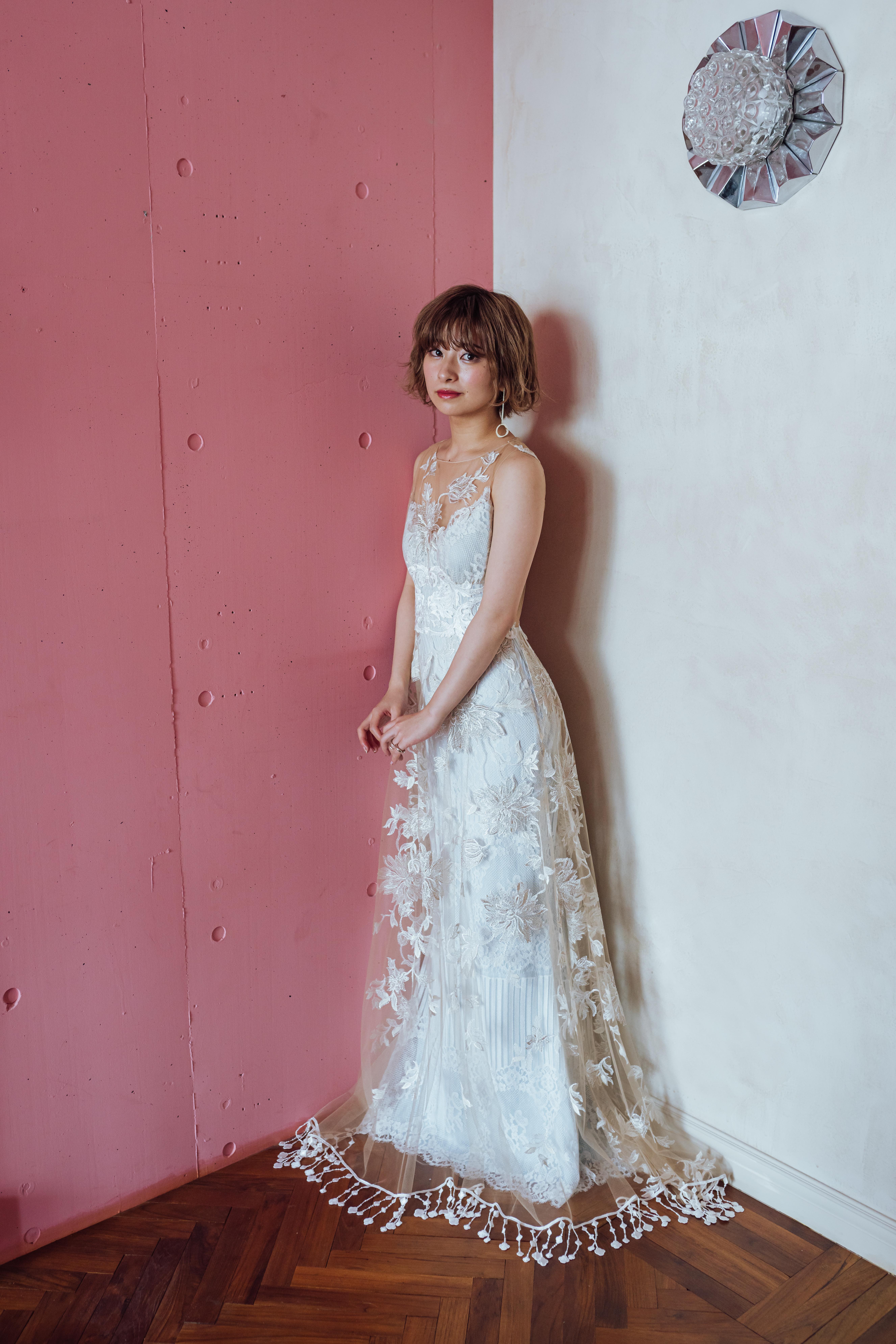 Claire Pettibone-Shangri-La Gown