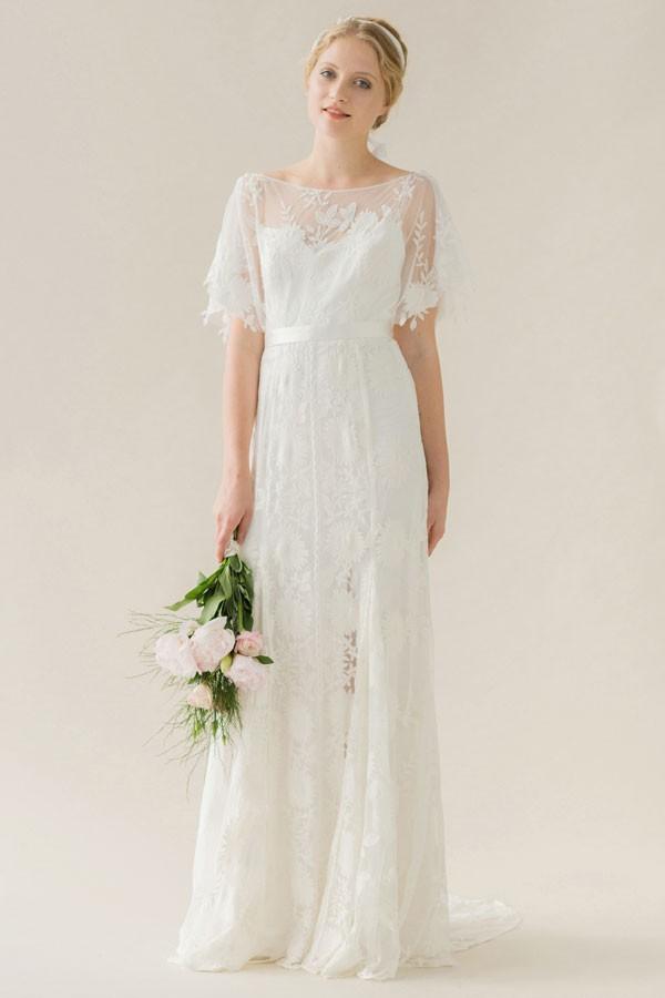 poppy gown