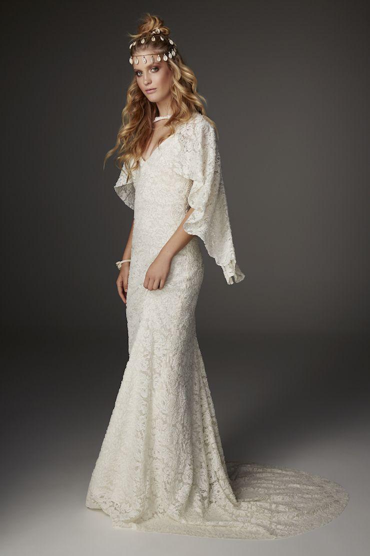 comet gown