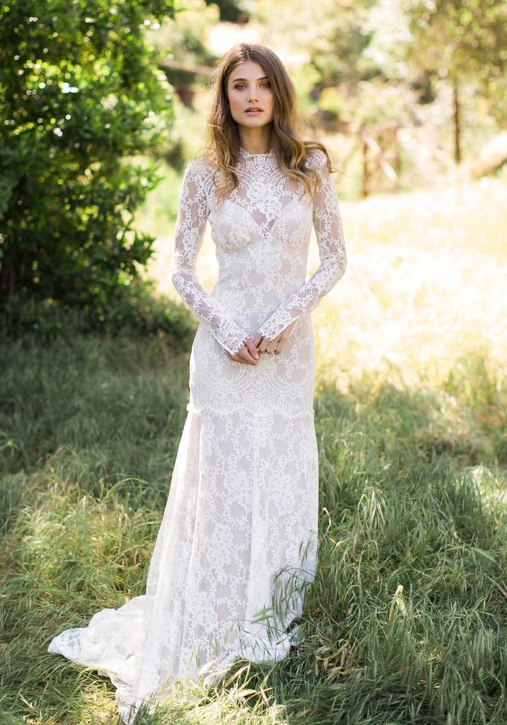 Claire Pettibone-Beverly Gown
