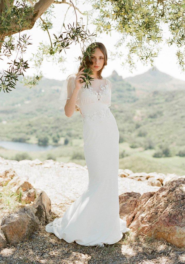 Merlot Gown