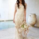 Claire Pettibone-Seychelles Gown