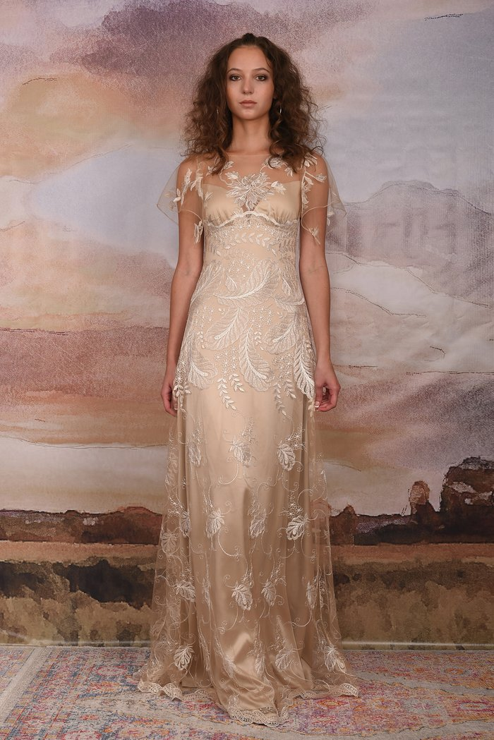 Claire Pettibone-Seychlles Gown