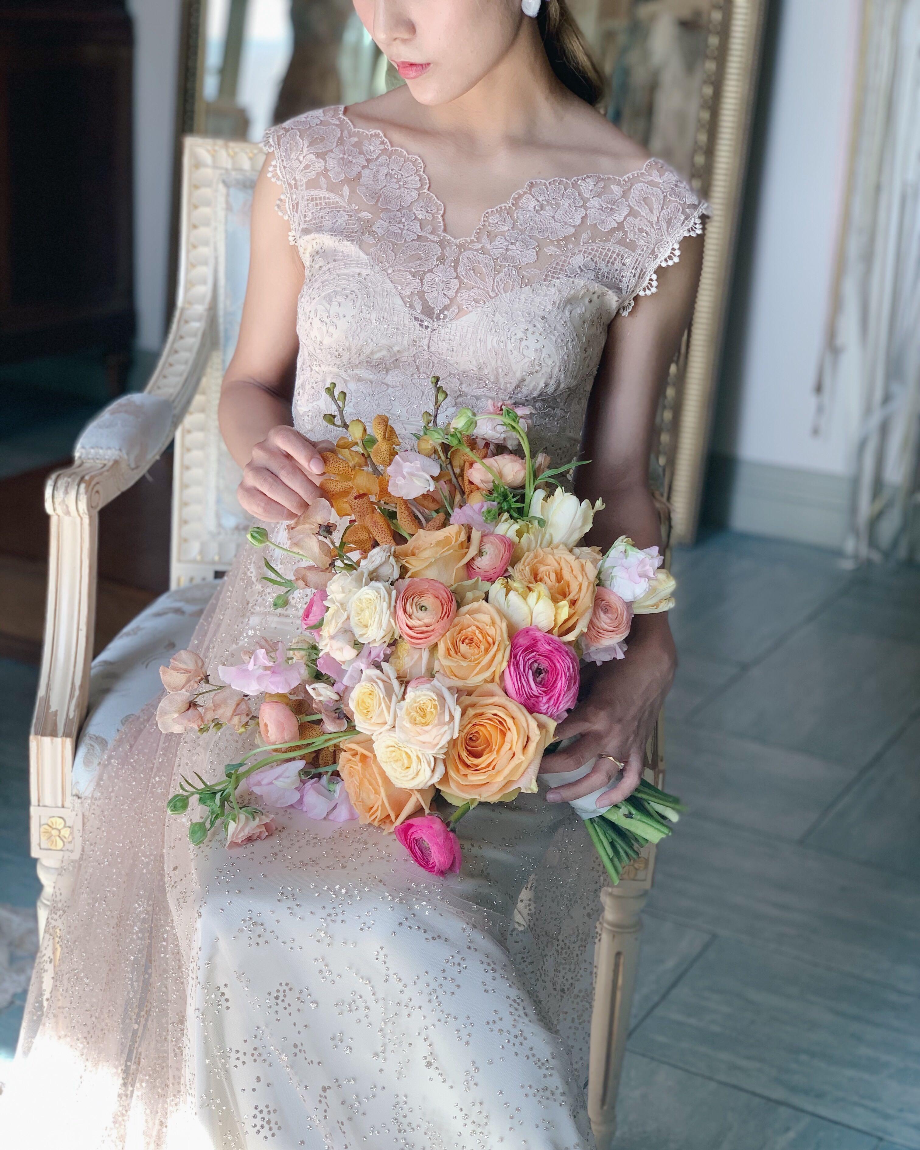 Claire Pettibone Aurora Gown